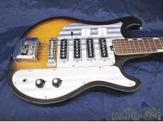 エレキギター・変形ボディ|TEISCO