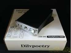 PC対応D/Aコンバーター|DILVPOETRY