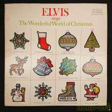 ELVIS sings TheWonderfulWorldofChristmas|RCA