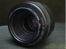 キヤノン用標準単焦点レンズ CANON