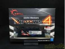 デスクトップPC用DDR4メモリ DDR4-3000 (8GBx4)|G.SKILL