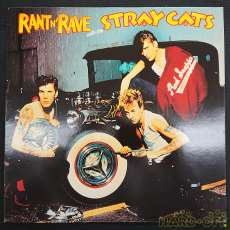 STRAY CATS/RANT N'RAVE WITH THE STRAY CATS|Arista Records