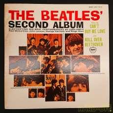 THE BEATLES SECOND ALBUM|TOSHIBA EMI