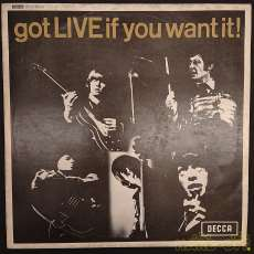 got LIVE if you want it !|Decca Records