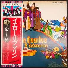 イエロー・サブマリン/ザ・ビートルズ|TOSHIBA EMI
