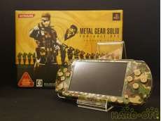 METAL GEAR SOLID PORTABLE OPS PREMIUM PACK|KONAMI