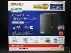 NAS 4TB|BUFFALO