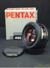 PENTAX 50mm フルサイズ対応