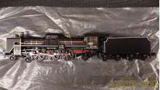 JR C57形蒸気機関車(1号機・ロッド赤入)|TOMIX