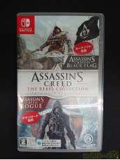 アサシン クリード リベルコレクション|Ubisoft