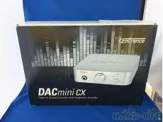 高音質DAC付きヘッドホンアンプ DACmini CX