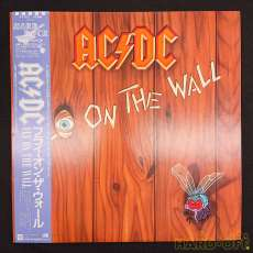 """AC/DC """"FLY ON THE WALL"""" WARNER"""