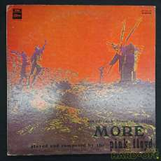 """SOUNDTRACK FROM THE FILM """"MORE"""" PINK FLOYD