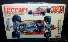 フェラーリ 312T4|TAMIYA