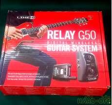 ギターワイヤレスシステム LINE 6