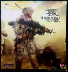 SOLDIER STORY    ネイビーシール MK46 MOD1 ガンナー1 SOLDIER STORY