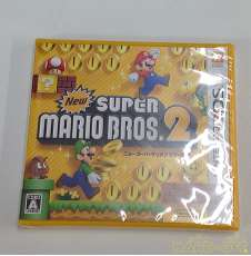 【未開封品】NEW SUPER MARIO BROS.2|NINTENDO