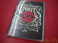 SIAM SHADE / SPIRITS -RETURN T|SOUND MOTORS
