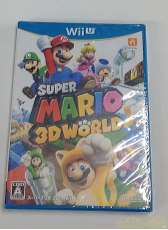 【未開封品】SUPER MARIO 3D WORLD|NINTENDO