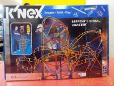 サーペントスパイラルコースター|K'NEX
