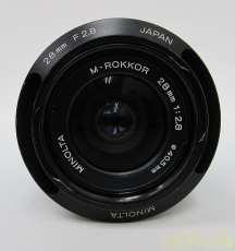 Mマウント用レンズ|MINOLTA