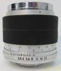 標準・中望遠単焦点レンズ|TOPCON
