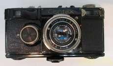 レンジファインダーカメラ|ZEISS IKON