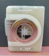 ポータブルカセットプレーヤー|PANASONIC
