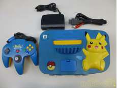 Nintendo 64 ピカチュウ|NINTENDO