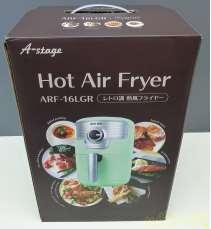 ノンフライ熱風オーブン|A-STAGE