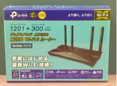 n/a/g/b対応無線LANルーター親機単体|TP-LINK