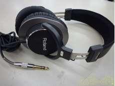密閉型スタジオモニターヘッドフォン|ROLAND