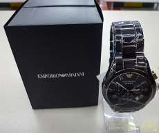 クォーツ・アナログ腕時計|EMPORIO ARMANI
