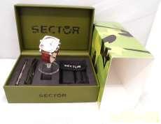 クォーツ・アナログ腕時計|SECTOR