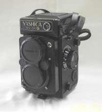 中判・大判カメラ|YASHICA