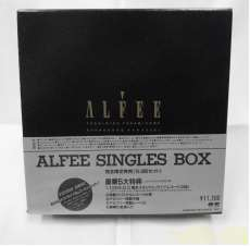 ALFEE SINGLE BOX