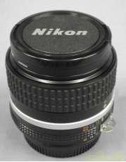 ニコン用広角単焦点レンズ