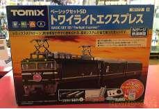 Nゲージ 車両・レール・パワーユニットセット|TOMIX
