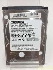 HDD2.5インチ TOSHIBA