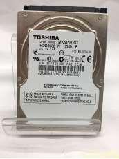 内蔵型HDD2.5インチ 640GB|TOSHIBA