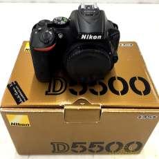 デジタル一眼レフカメラD5500レンズキット18-55mm f/3.5-5.6G|NIKON