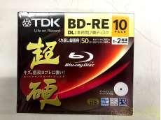 ② 未使用 TDK 録画用ブルーレイディスク 超硬シリーズ|TDK