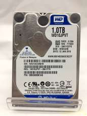 内蔵型HDD2.5インチ 1.0TB|WD BLUE