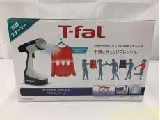 未使用品 衣類スチーマー T-FAL