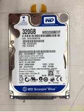 内蔵型HDD2.5インチ 320GB|WD BLUE