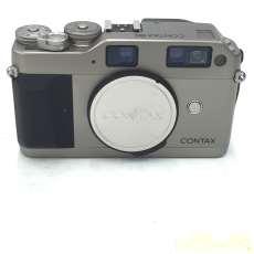 コンパクトカメラ|CONTAX