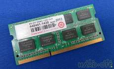 DDR3-1333/PC3-10600 TRANSCEND