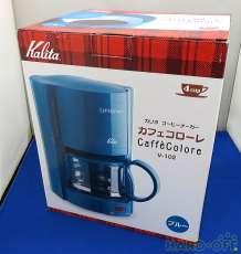 コーヒーメーカー|Kalita