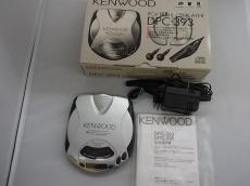 ポータブルCDプレーヤー|KENWOOD