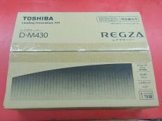 HDDレコーダー TOSHIBA